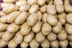 Potatos in voedselopslag Royalty-vrije Stock Foto