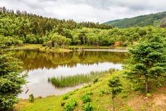 Potatso国家公园 库存照片