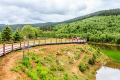 Potatso国家公园 库存图片