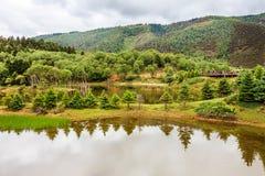 Potatso国家公园 免版税库存照片