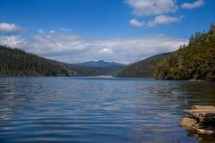 Potatso National Park in Yunnan Province, China Royalty Free Stock Image