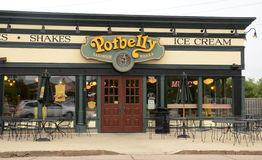 Potbelly store Royalty Free Stock Images