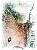 Pote Art Effect fotografía de archivo libre de regalías