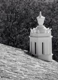 Pote de chimenea Fotografía de archivo libre de regalías