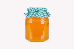Pote de la miel Imágenes de archivo libres de regalías