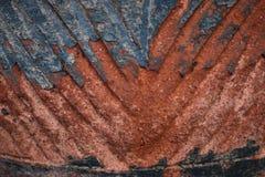 Pote de piedra viejo 2 del tiempo fotografía de archivo libre de regalías
