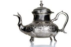 Pote del té Fotos de archivo libres de regalías