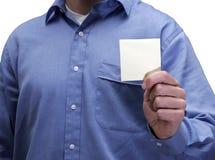 poteau d'homme de fixation Image libre de droits