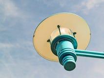 Poteau de lampe Photos stock