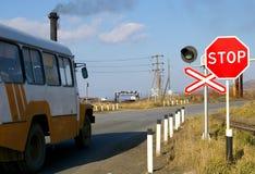 Poteau de signalisation   Image stock