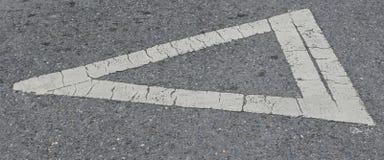 Poteau de signalisation Images stock