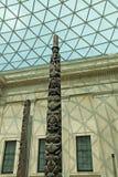 Poteau de totem Image libre de droits