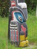 Poteau de totem images stock