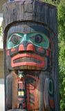 Poteau de totem Photographie stock libre de droits