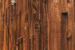 Poteau en bois Photos libres de droits