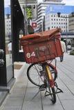 Poteau japonais Photo libre de droits