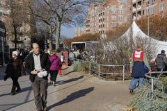 Poteau Sandy Images stock