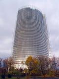 Poteau-Tour moderne de construction à Bonn Images stock