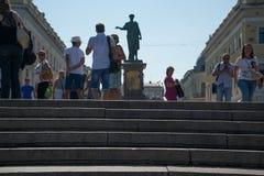 Potemkin stairs, Odessa Stock Photo