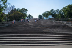 Potemkin stairs, Odessa Royalty Free Stock Photos