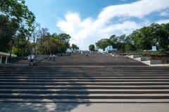Potemkin stairs, Odessa Stock Image