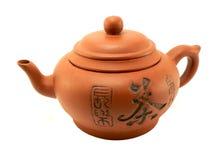 Potenciômetro do chá Foto de Stock
