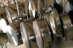 Potenciômetros e bandejas de suspensão 4 Fotos de Stock Royalty Free