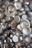 Potenciômetros esmaltados e copos manufaturados no duri da fábrica do ` s de Schindler imagem de stock royalty free