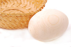Potenciômetros para ovos Fotos de Stock Royalty Free