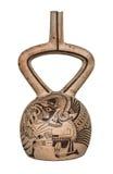 Potenciômetro antigo do inca Foto de Stock
