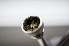 Potenciômetro da marijuana Imagem de Stock