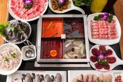 Potenciômetro de Chongqing Hot imagens de stock royalty free