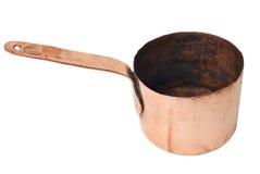 Potenciômetro de cobre retro Imagem de Stock Royalty Free