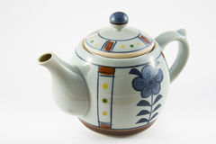 Potenciômetro do chá Imagem de Stock Royalty Free