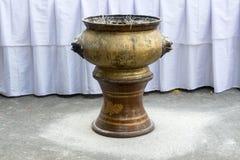 Potenciômetro do incenso Imagens de Stock Royalty Free