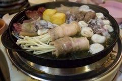 Potenciômetro quente tailandês Foto de Stock
