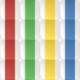 Potencia coloreada ilustración del vector