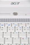 Potencia de Acer encendido Fotos de archivo libres de regalías