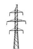 Potencia de alta tensión lin Foto de archivo