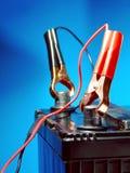 Potencia de batería Foto de archivo