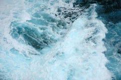 Potencia de la onda fotografía de archivo libre de regalías
