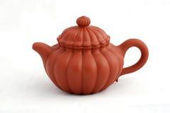 Potenciômetro do chá Fotografia de Stock