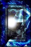 Potenza astratta, lisht, sostanza 2 Fotografia Stock Libera da Diritti