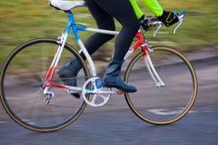 Potere del pedale fotografia stock
