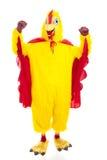 Potenza del pollo fotografia stock libera da diritti
