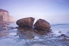 Potenza dell'Oceano Pacifico Immagini Stock