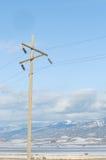 Potenza della montagna Fotografie Stock Libere da Diritti