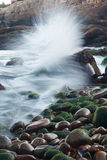 Potenza di acqua Fotografie Stock