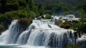 Potenza di acqua Fotografia Stock Libera da Diritti