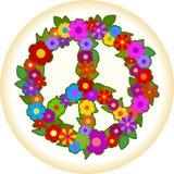 Potenza di fiore Fotografia Stock Libera da Diritti